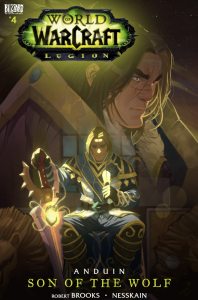 World of Warcraft - Legion - Issue 4